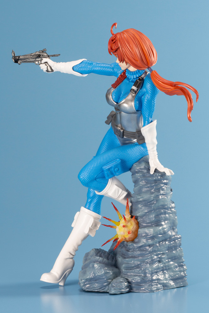 Link a G.I. Joe – Scarlett – Bishoujo – Baroness – 6