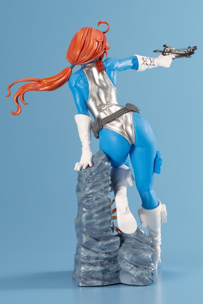 Link a G.I. Joe – Scarlett – Bishoujo – Baroness – 7