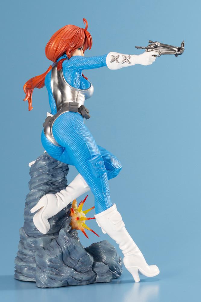 Link a G.I. Joe – Scarlett – Bishoujo – Baroness – 8