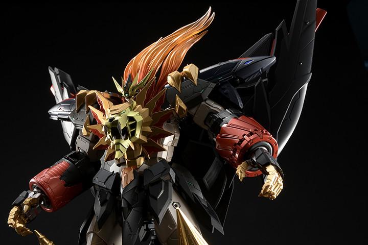 Link a GaoGaiGar Genesic – Sentinel – Hobby Japan – 16