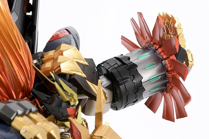 Link a GaoGaiGar Genesic – Sentinel – Hobby Japan – 9