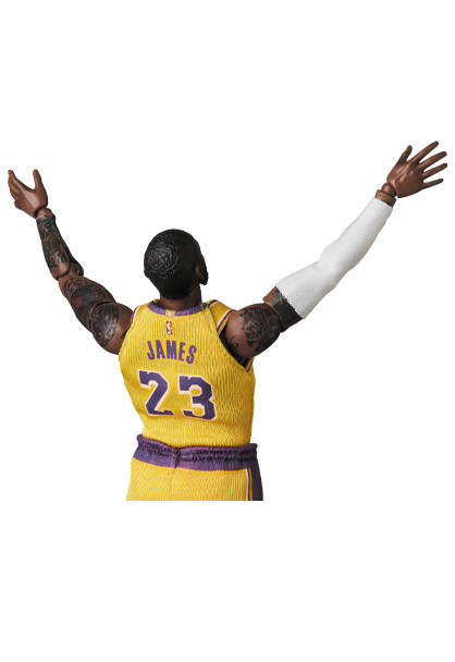 Link a LeBron James – NBA – action figure – Mafex – Medicom – 2