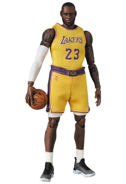 Link a LeBron James – NBA – action figure – Mafex – Medicom – 6