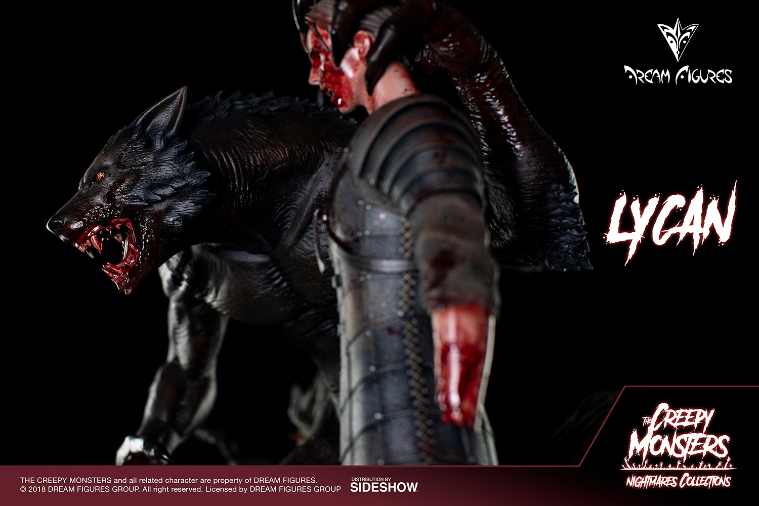 Link a Lycan-Statue-007