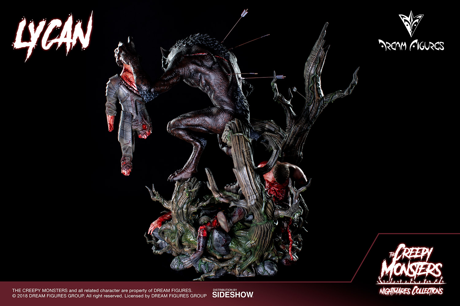 Link a Lycan-Statue-013