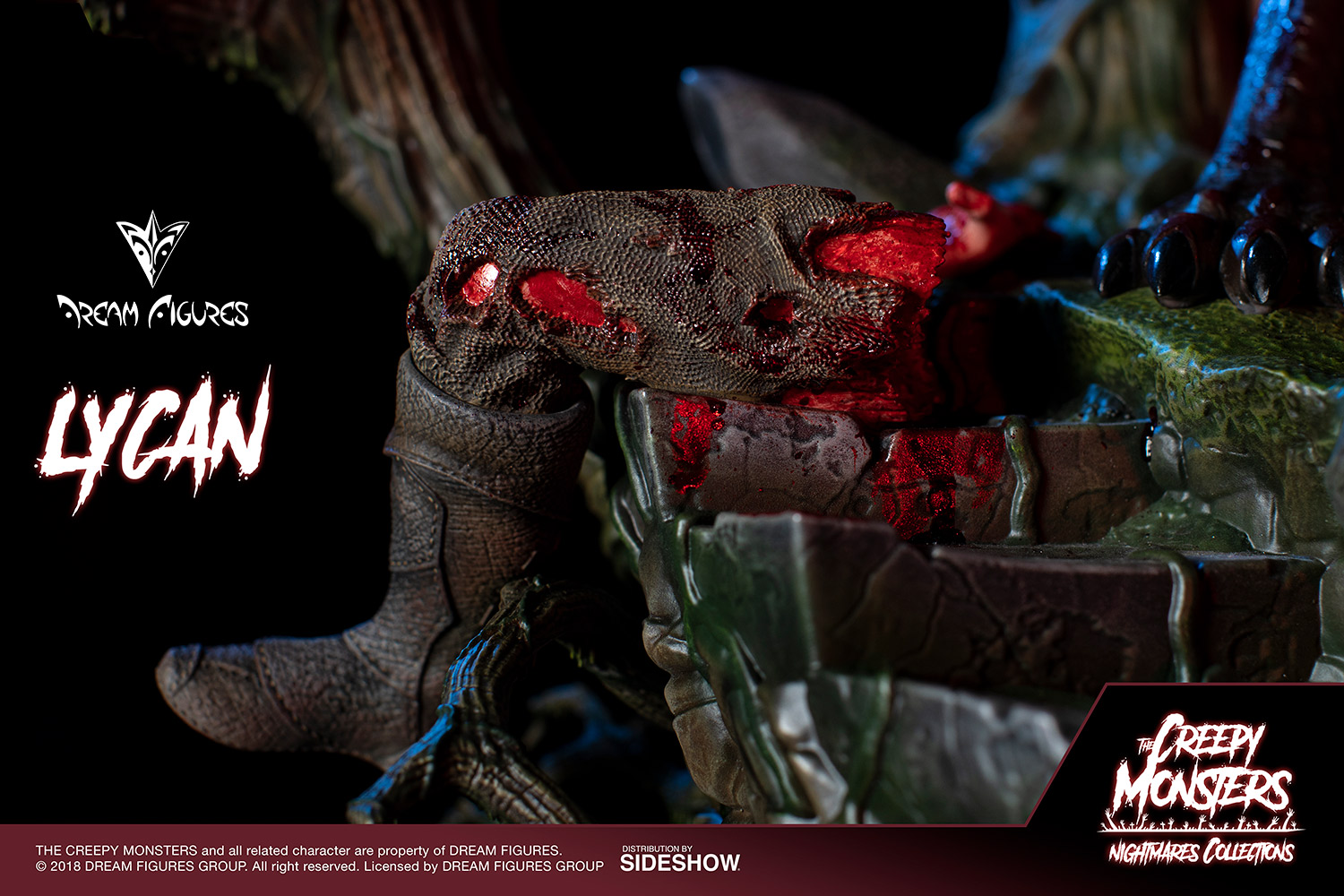 Link a Lycan-Statue-014