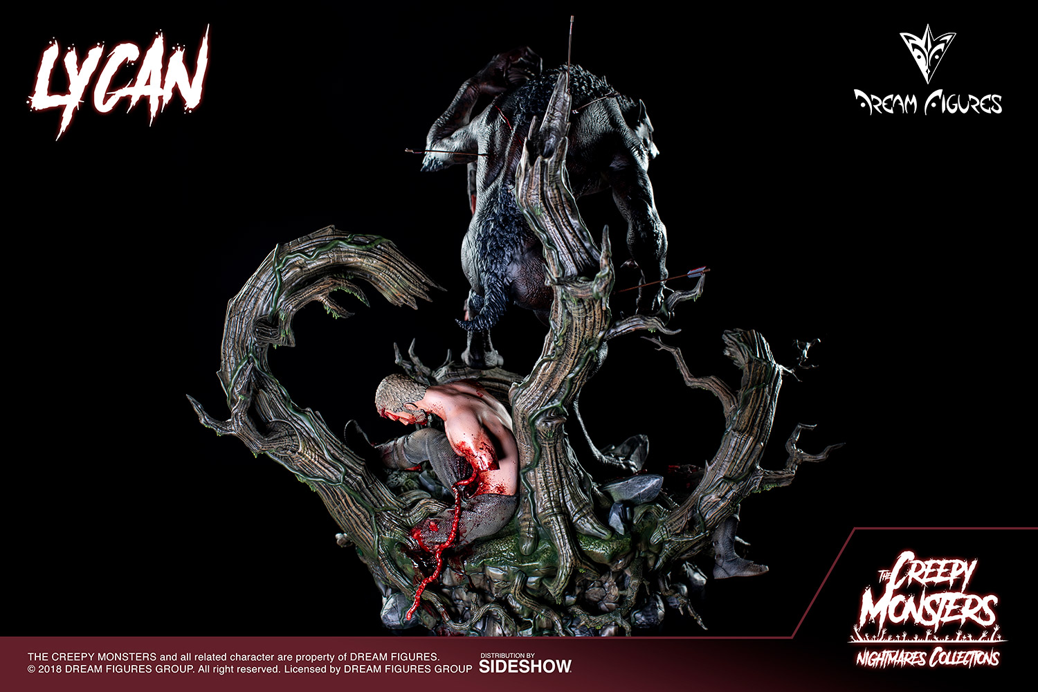 Link a Lycan-Statue-017