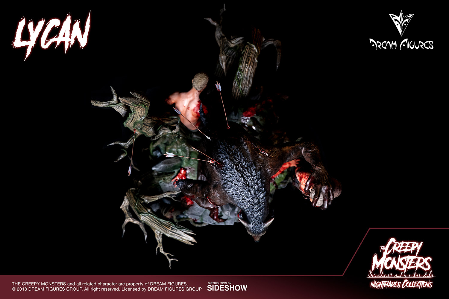 Link a Lycan-Statue-019