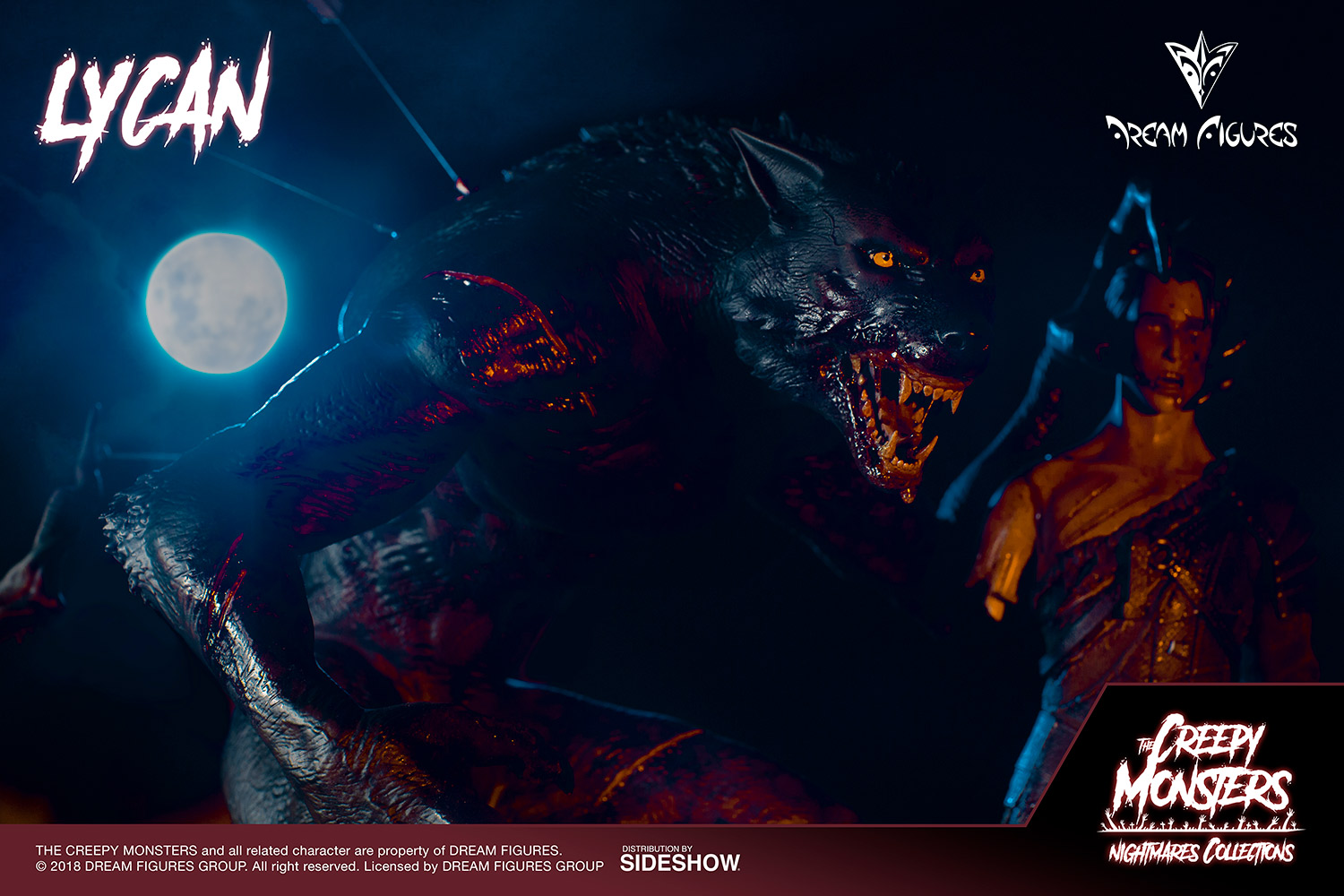 Link a Lycan-Statue-021