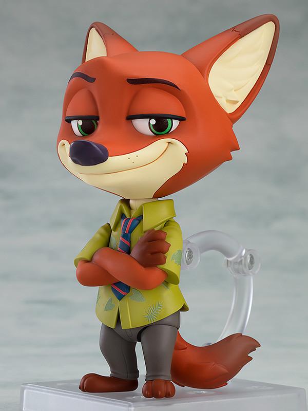 Link a Nendoroid – Good Smile Company – Disney – Zootopia – Nick – Judy – 1