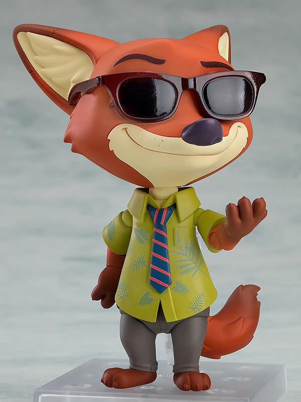 Link a Nendoroid – Good Smile Company – Disney – Zootopia – Nick – Judy – 3