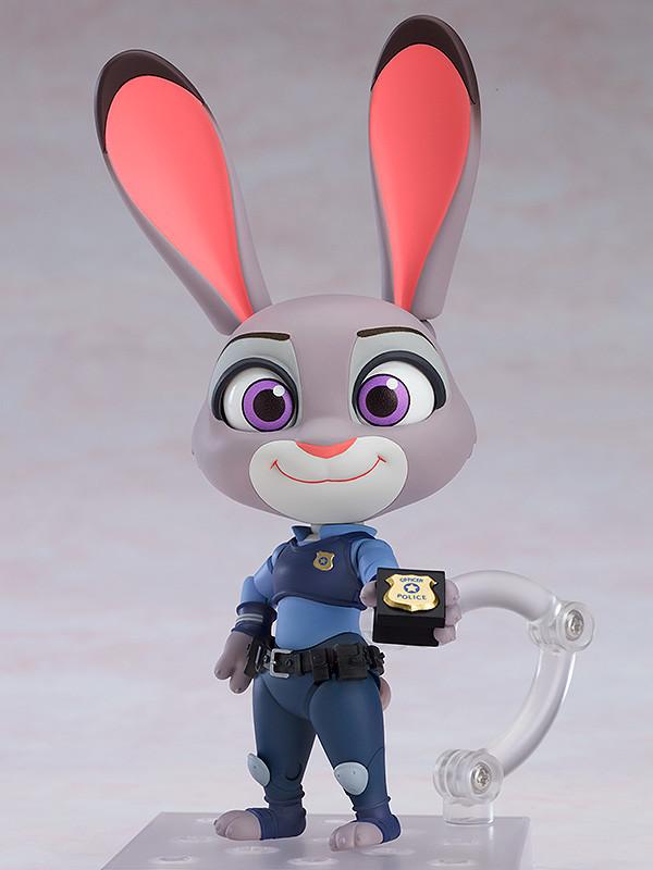 Link a Nendoroid – Good Smile Company – Disney – Zootopia – Nick – Judy – 7
