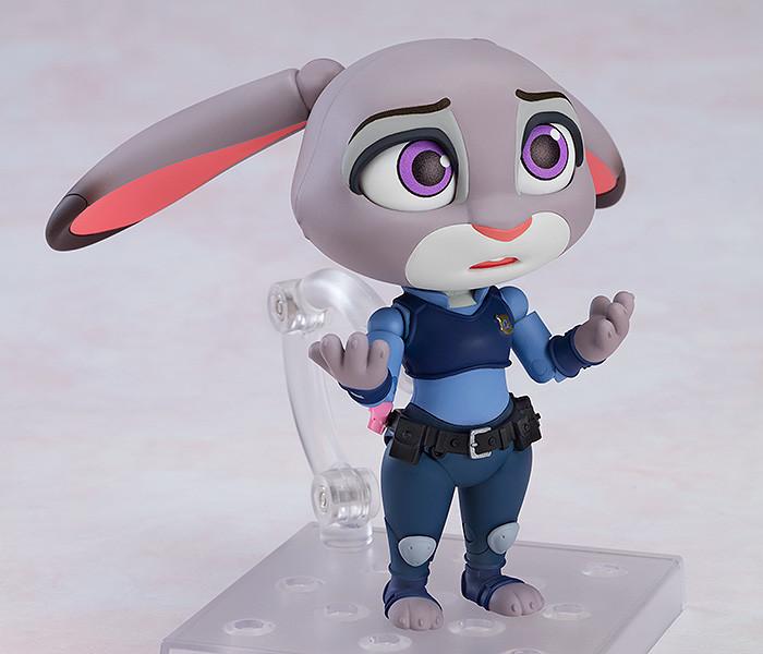 Link a Nendoroid – Good Smile Company – Disney – Zootopia – Nick – Judy – 8