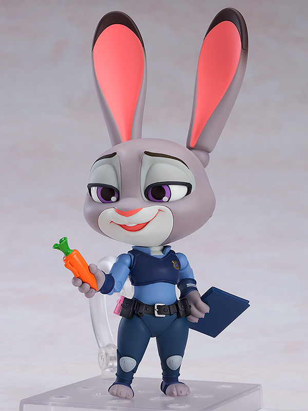 Link a Nendoroid – Good Smile Company – Disney – Zootopia – Nick – Judy – 9