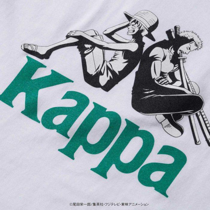 One Piece Kappa 4 700x700 - L'azienda italiana Kappa crea una collezione in collaborazione con One Piece. Esclusiva in Giappone...