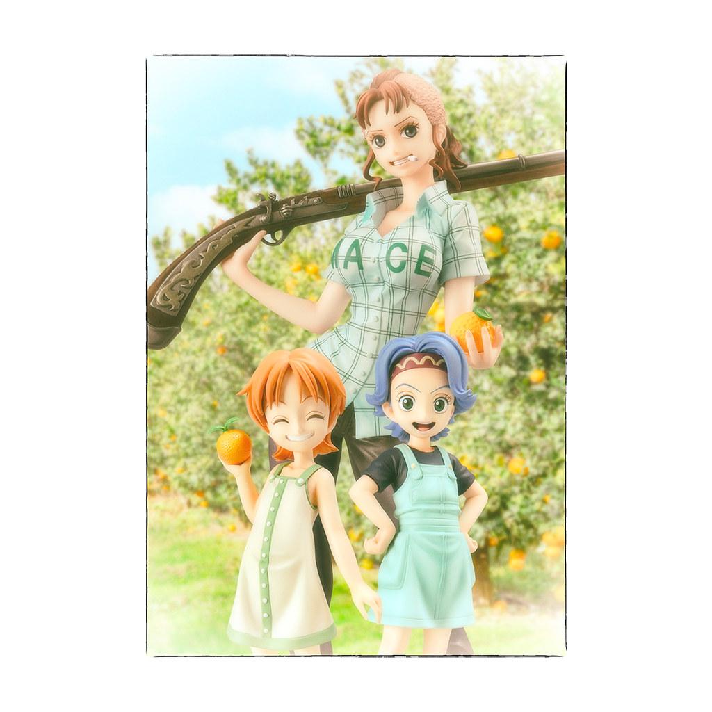 Link a One Piece – POP – MegaHouse – Bellemere – 7