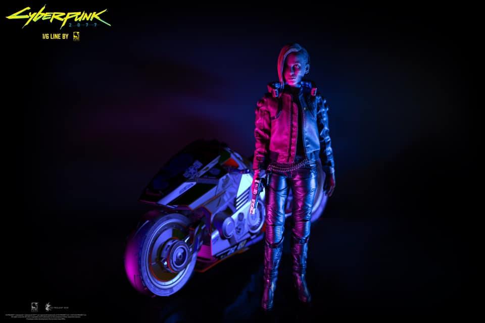 Link a Pure-Arts-Cyberpunk-2077-Male-V-preordini-action figure – 3