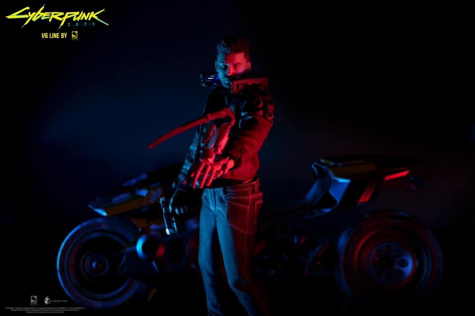 Link a Pure-Arts-Cyberpunk-2077-Male-V-preordini-action figure – 5