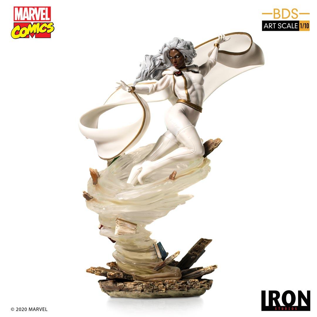 Link a Storm – Iron Studios – Marvel Comics – Statue – 1