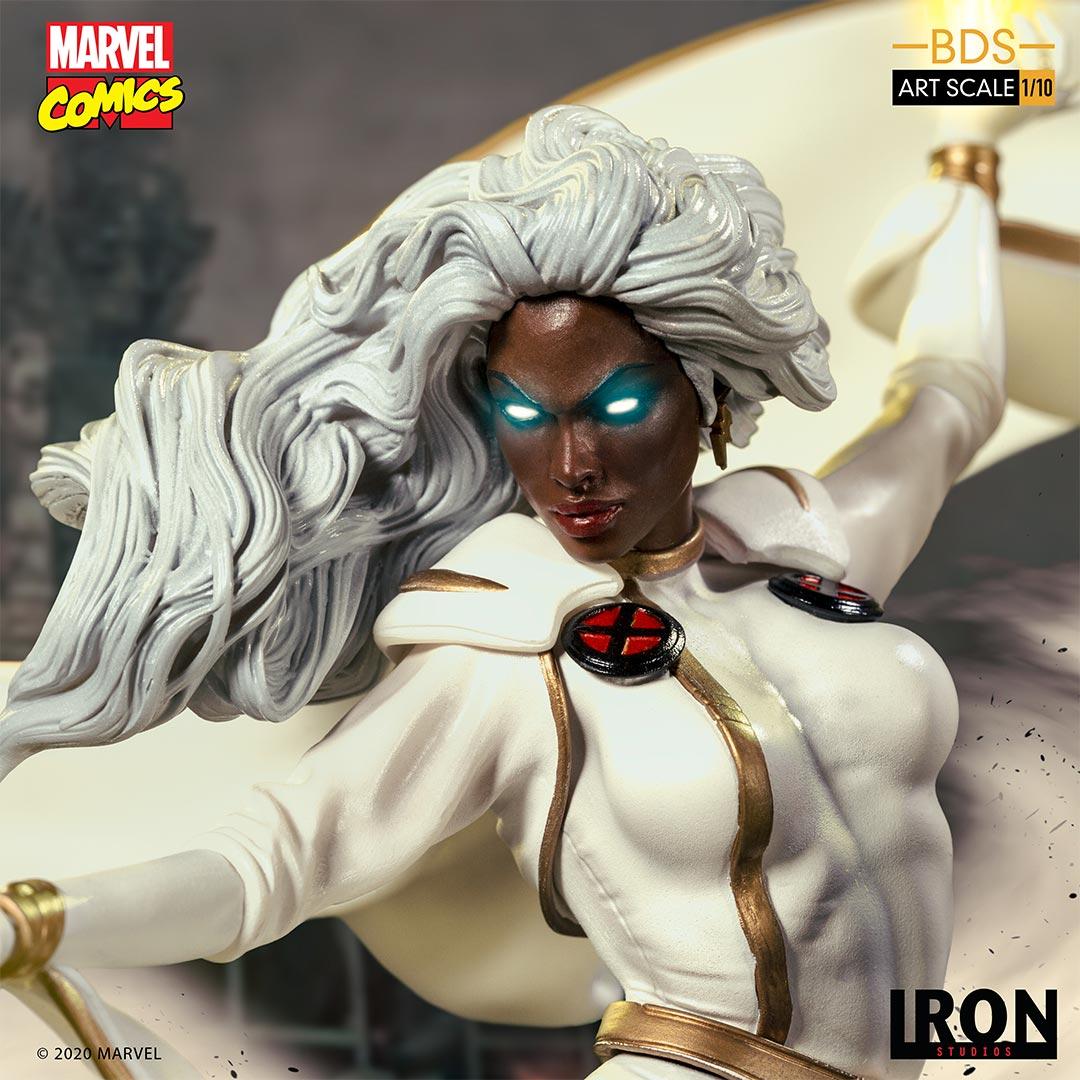 Link a Storm – Iron Studios – Marvel Comics – Statue – 12