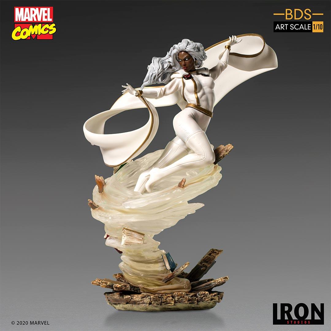 Link a Storm – Iron Studios – Marvel Comics – Statue – 2