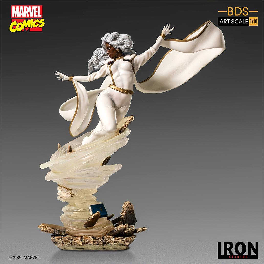 Link a Storm – Iron Studios – Marvel Comics – Statue – 3