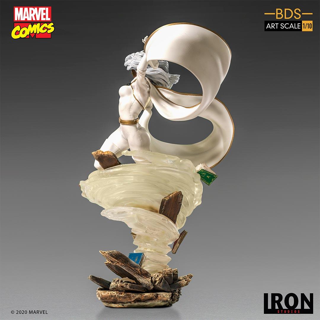 Link a Storm – Iron Studios – Marvel Comics – Statue – 4