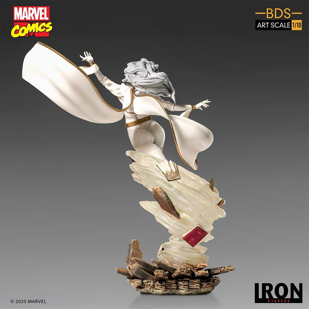 Link a Storm – Iron Studios – Marvel Comics – Statue – 5