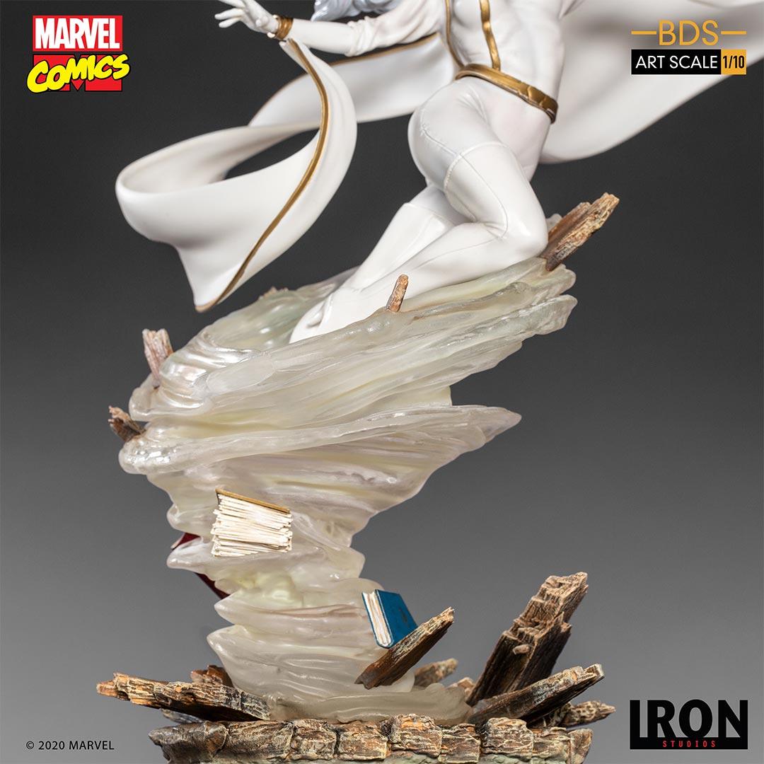 Link a Storm – Iron Studios – Marvel Comics – Statue – 6