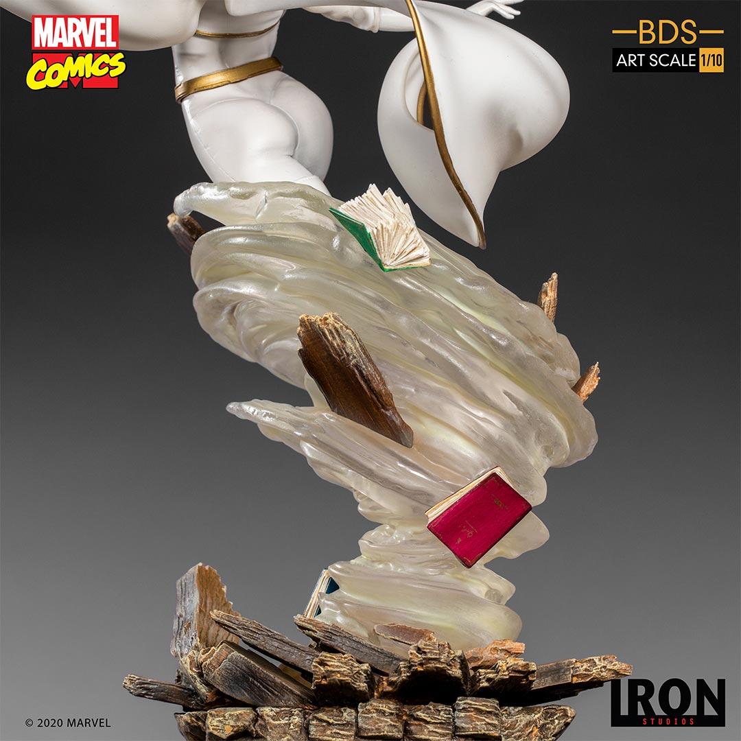 Link a Storm – Iron Studios – Marvel Comics – Statue – 7