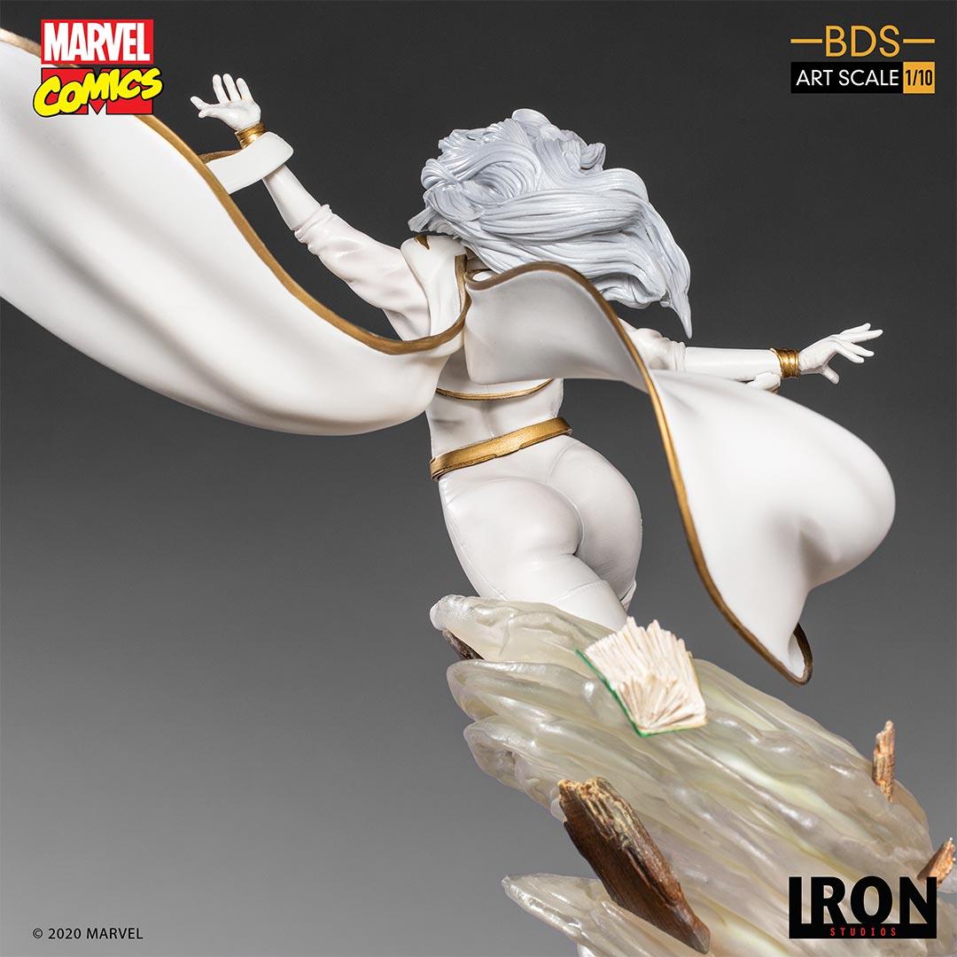 Link a Storm – Iron Studios – Marvel Comics – Statue – 9