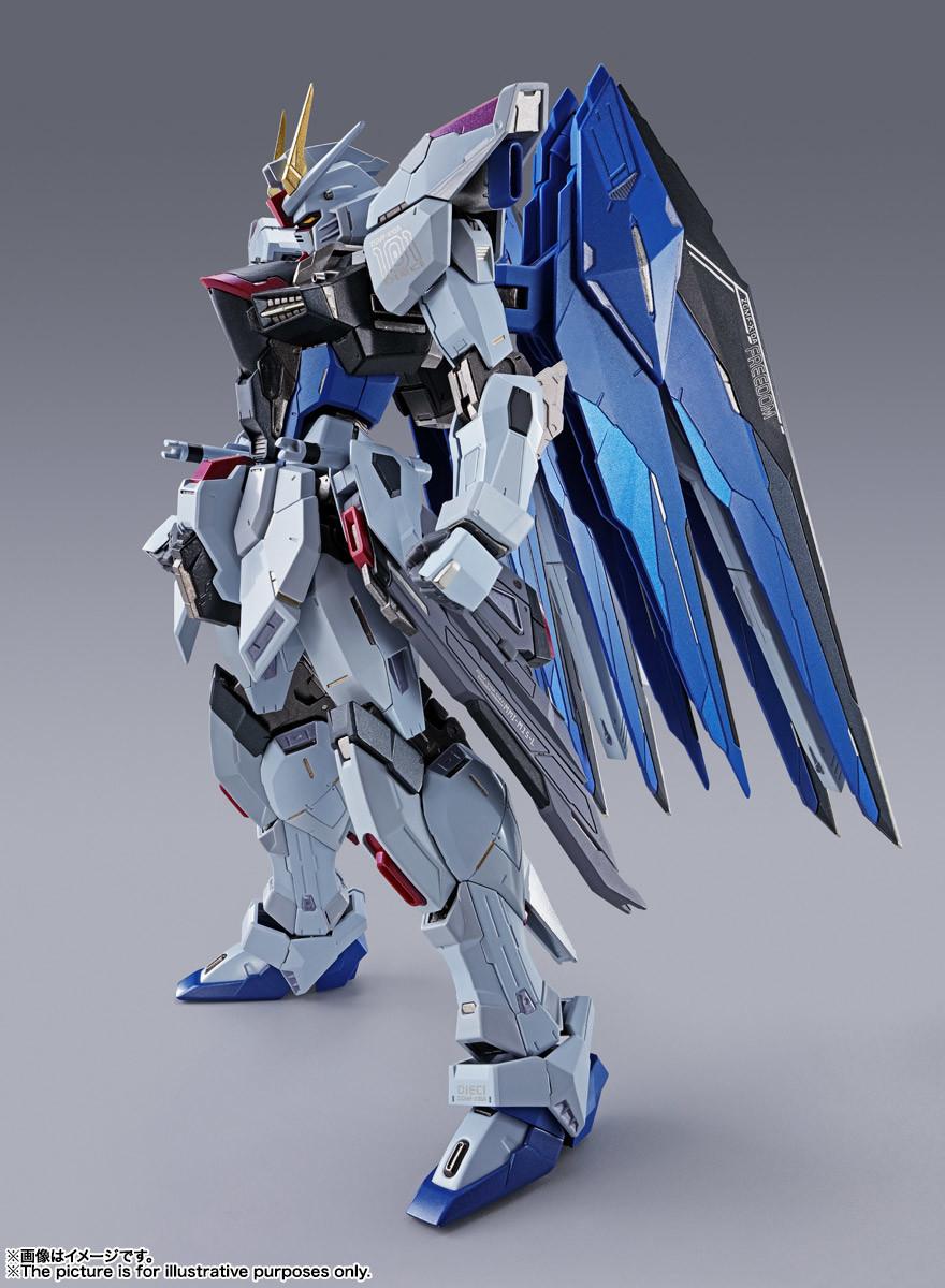 Link a ZGMF-X10A Freedom Gundam – Metal Build – 14