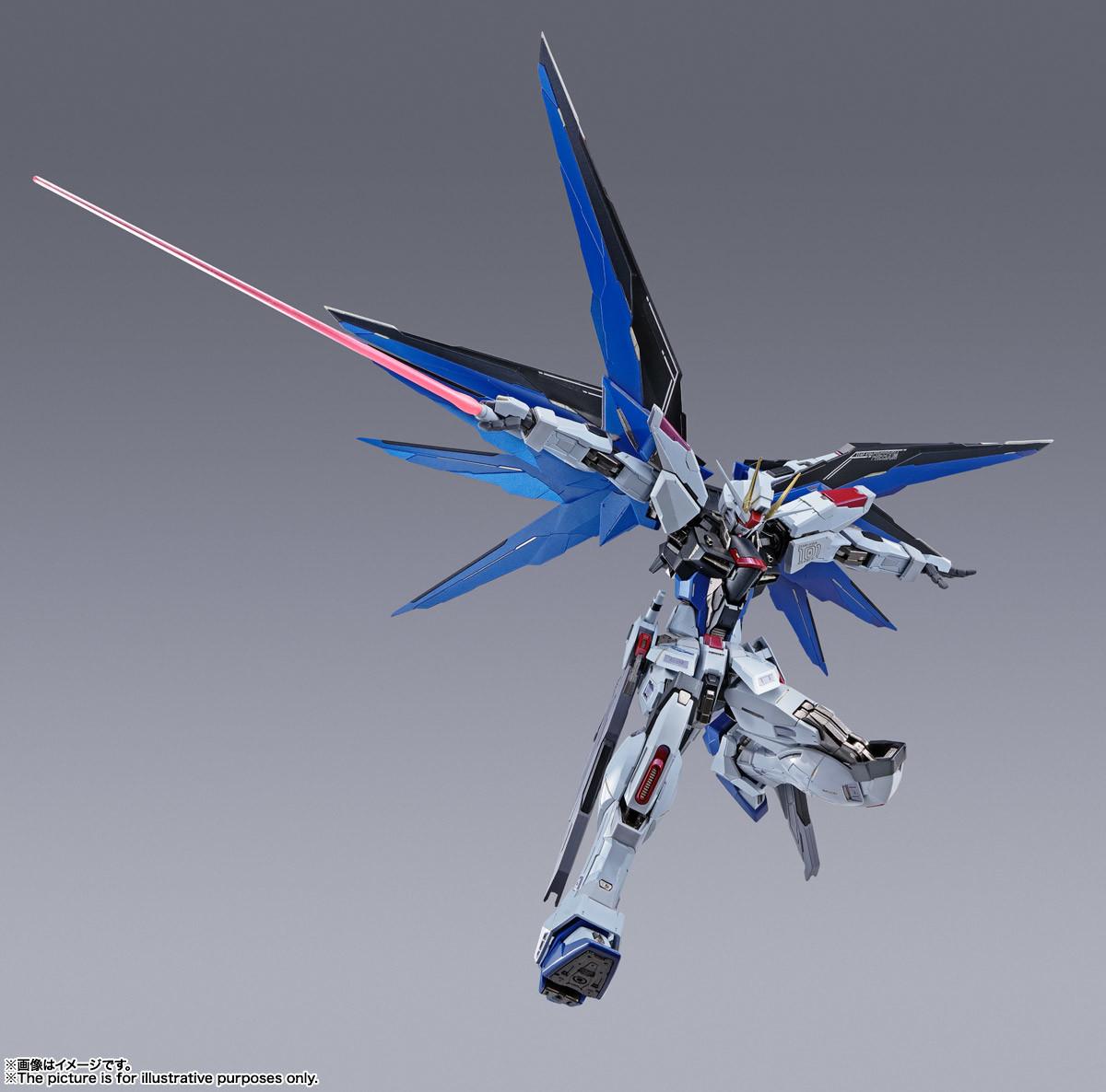 Link a ZGMF-X10A Freedom Gundam – Metal Build – 8