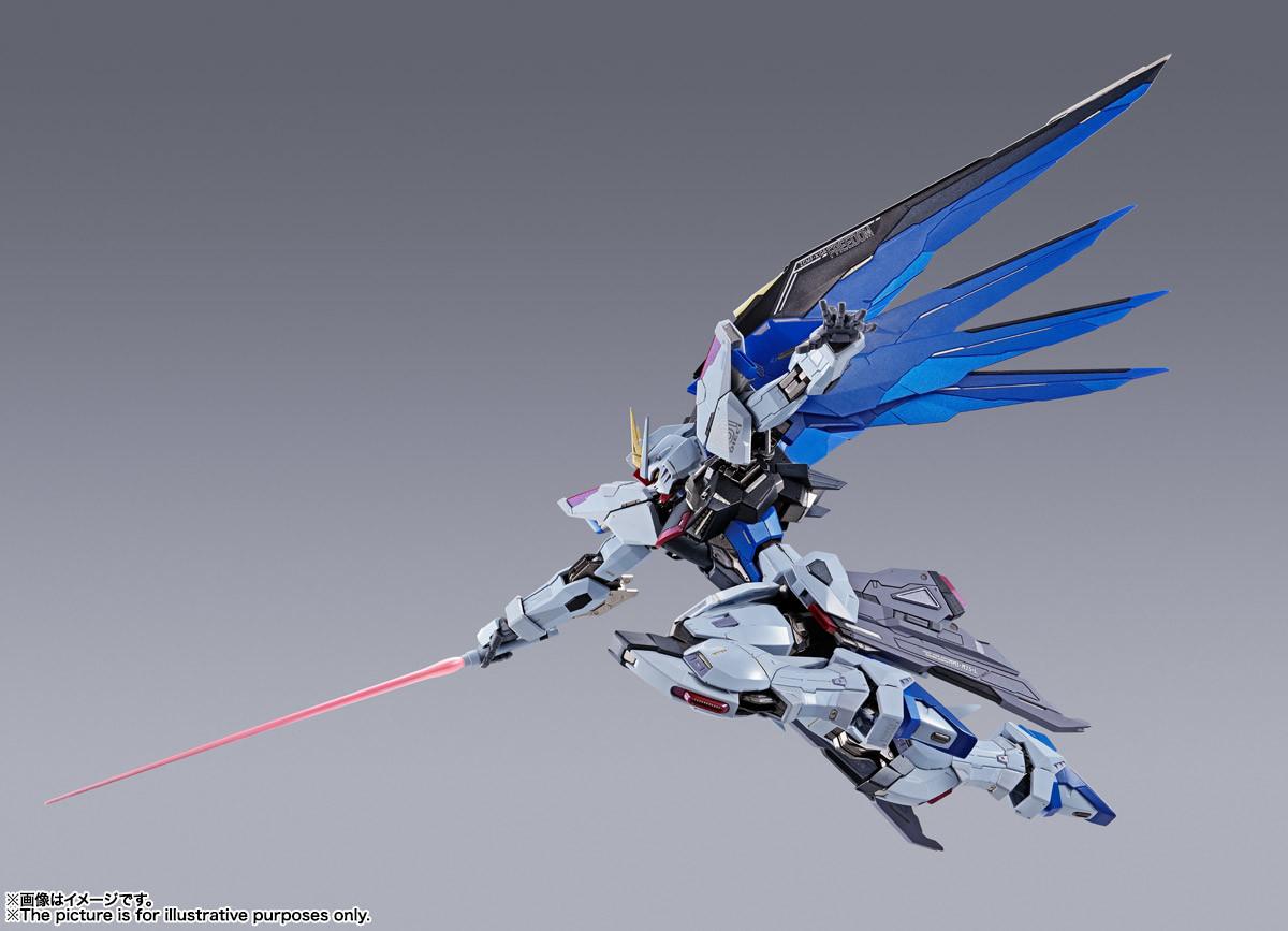 Link a ZGMF-X10A Freedom Gundam – Metal Build – 9