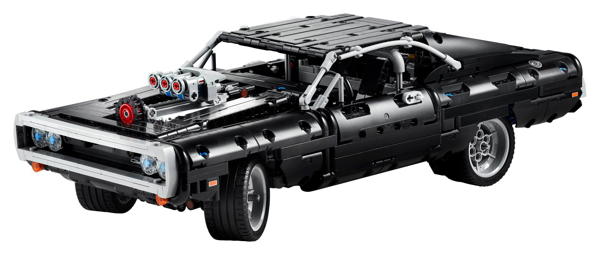 Link a lego technic – fast & furious – toretto – dodge – 4