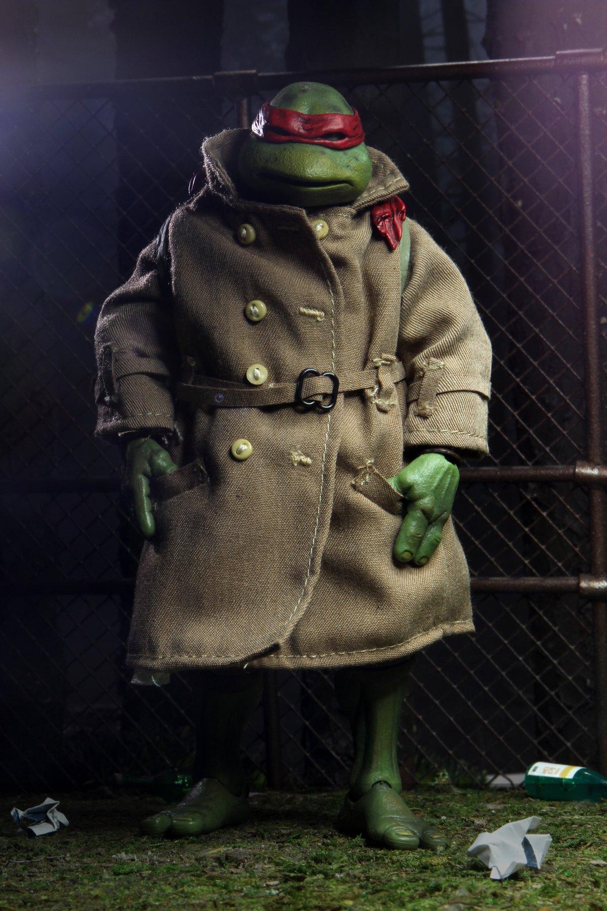 Link a teenage mutant ninja turtles – NECA – action – figure – tartarughe ninja – raffaello – casey jones – 13