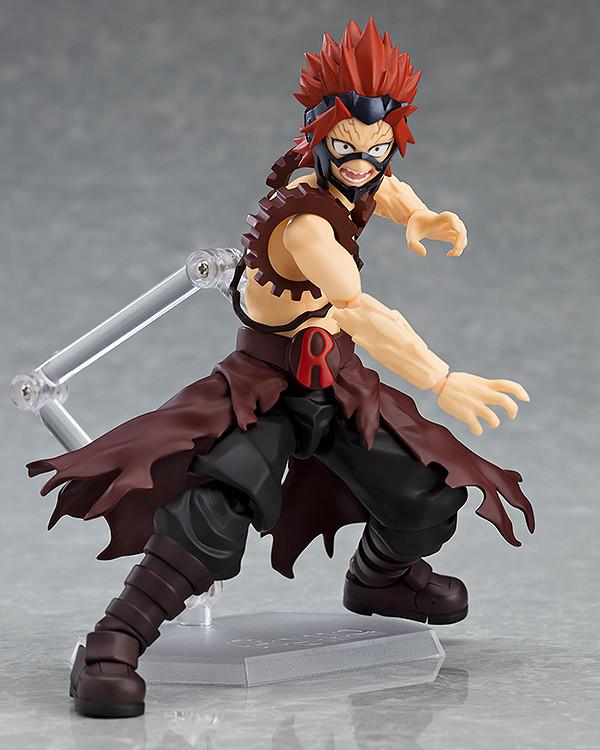 Link a My Hero Academia – Figma Eijiro Kirishima – Red Riot – Action Figure – 4