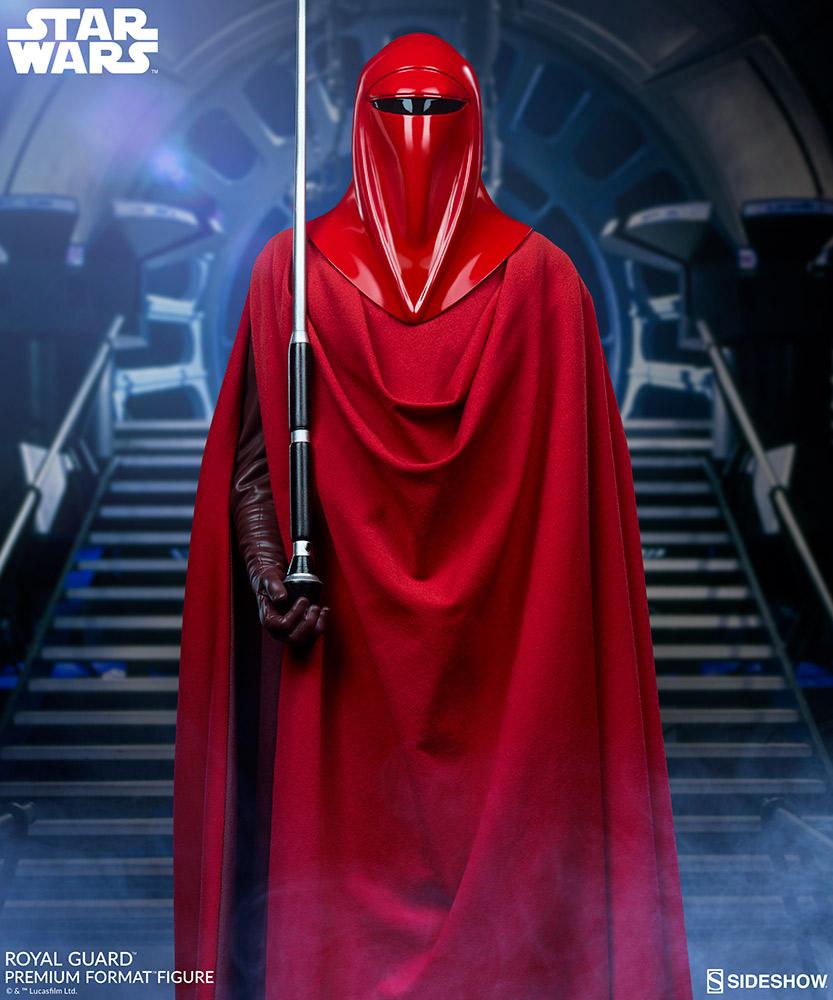Link a Star Wars – Royal Guard – Premium Format – Sideshow – 1