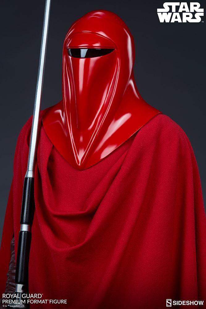 Link a Star Wars – Royal Guard – Premium Format – Sideshow – 10