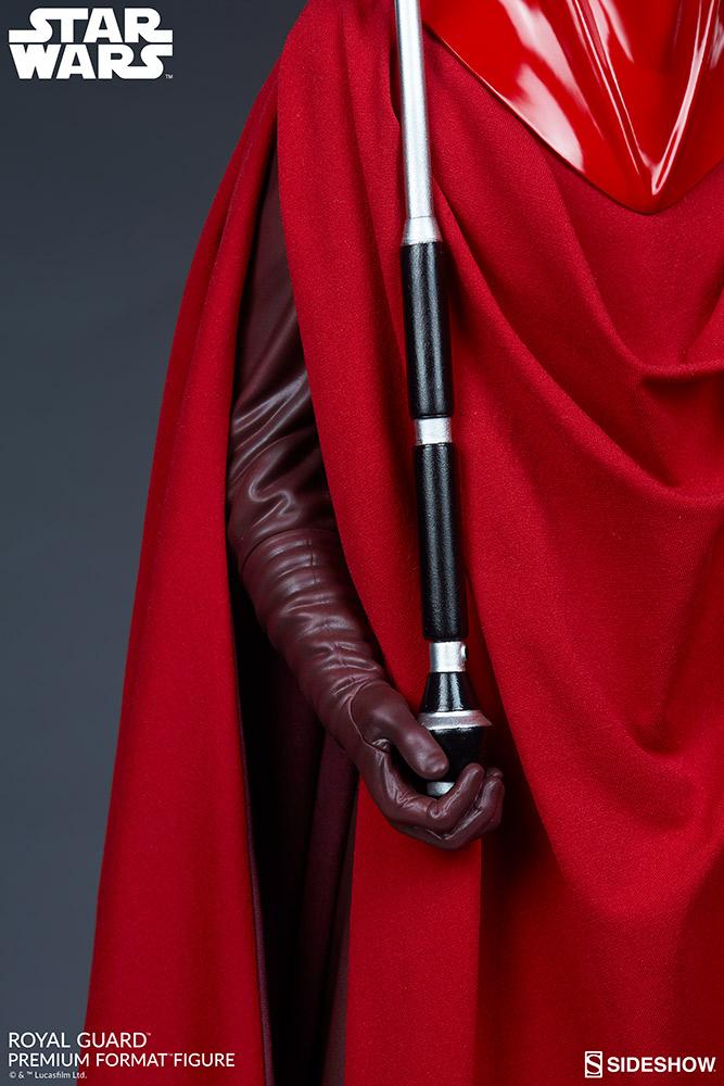 Link a Star Wars – Royal Guard – Premium Format – Sideshow – 11