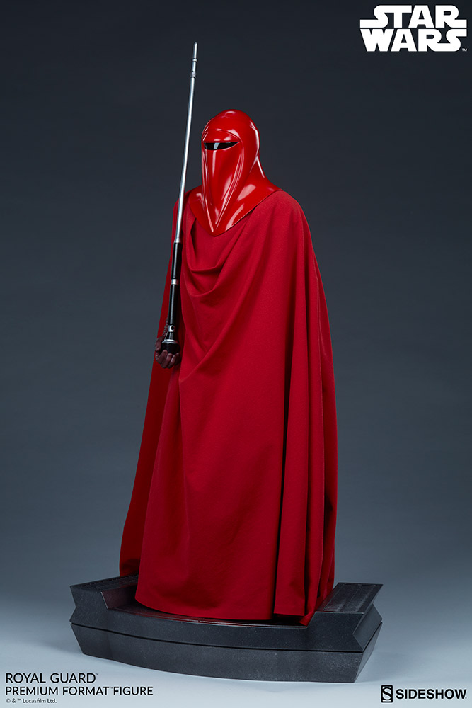 Link a Star Wars – Royal Guard – Premium Format – Sideshow – 14