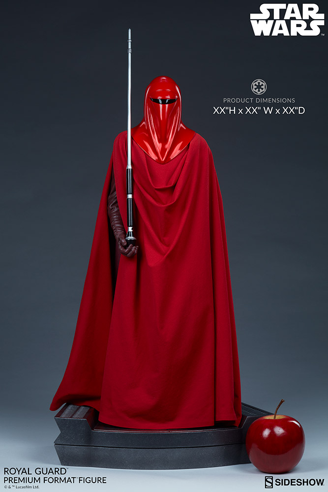 Link a Star Wars – Royal Guard – Premium Format – Sideshow – 2
