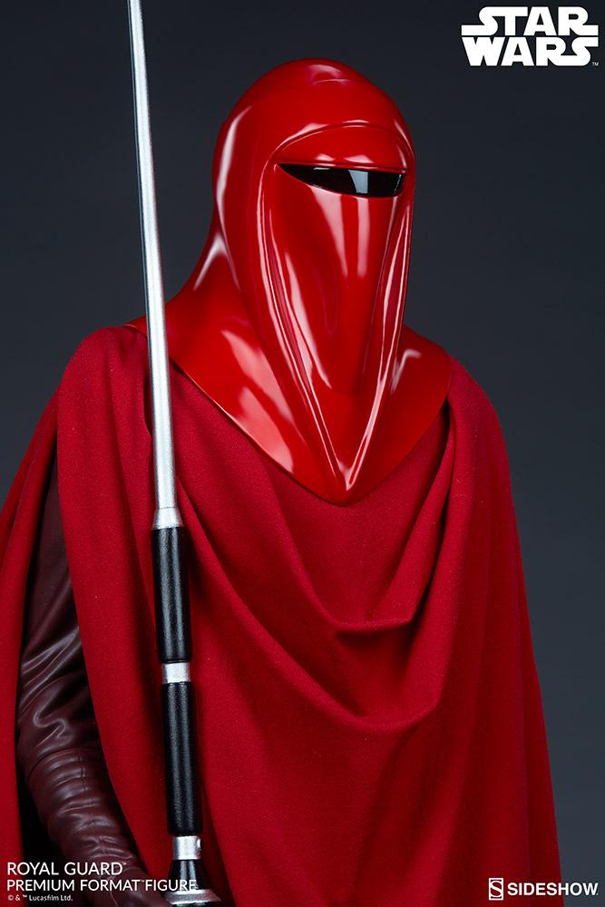 Link a Star Wars – Royal Guard – Premium Format – Sideshow – 5