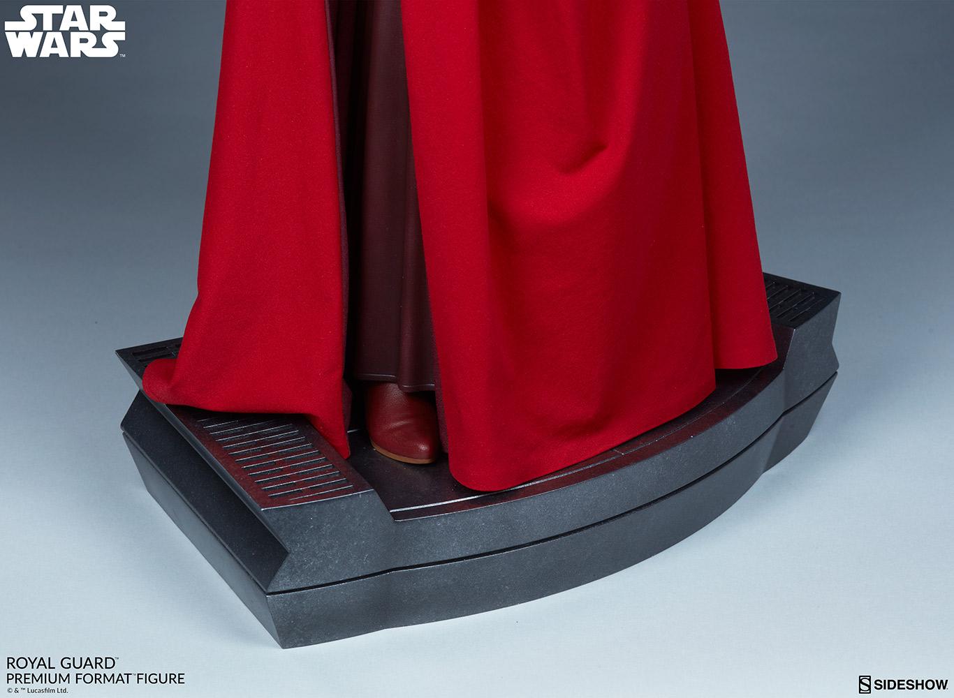Link a Star Wars – Royal Guard – Premium Format – Sideshow – 6