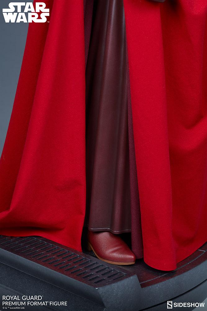Link a Star Wars – Royal Guard – Premium Format – Sideshow – 7