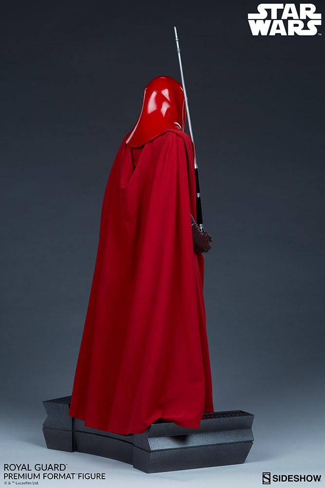 Link a Star Wars – Royal Guard – Premium Format – Sideshow – 9