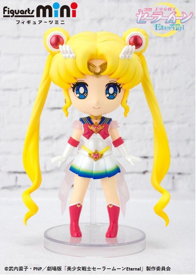 Link a chibiusa – sailor moon – Bandai – Figuarts Mini – Sailor Moon Eternal – 1