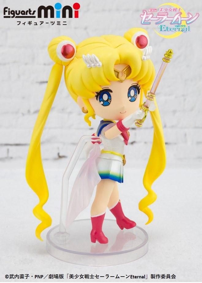 Link a chibiusa – sailor moon – Bandai – Figuarts Mini – Sailor Moon Eternal – 2
