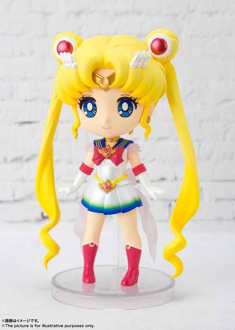 Link a chibiusa – sailor moon – Bandai – Figuarts Mini – Sailor Moon Eternal – 3