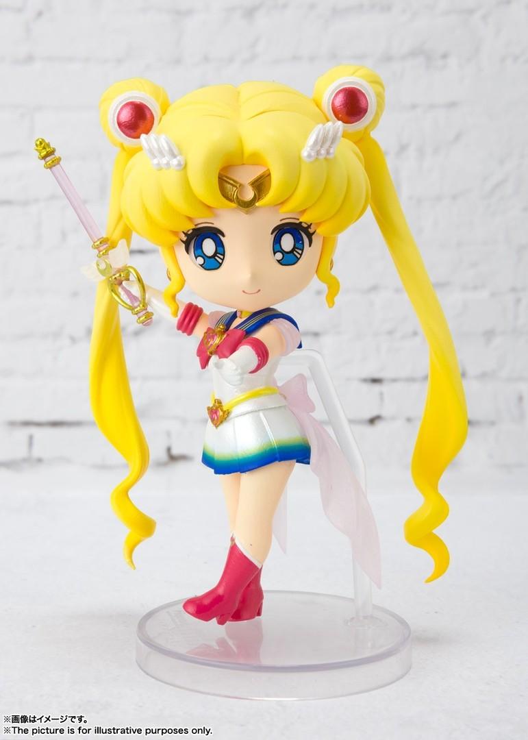 Link a chibiusa – sailor moon – Bandai – Figuarts Mini – Sailor Moon Eternal – 4